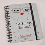 Agenda Colourbook 2019 Be Smart Be Cool