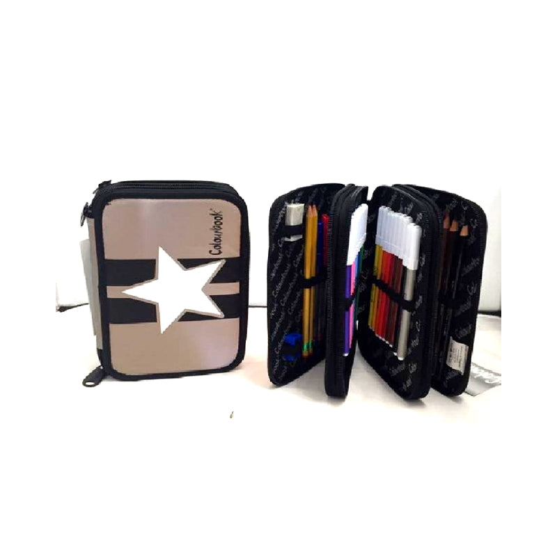 astuccio colourbook 3 zip