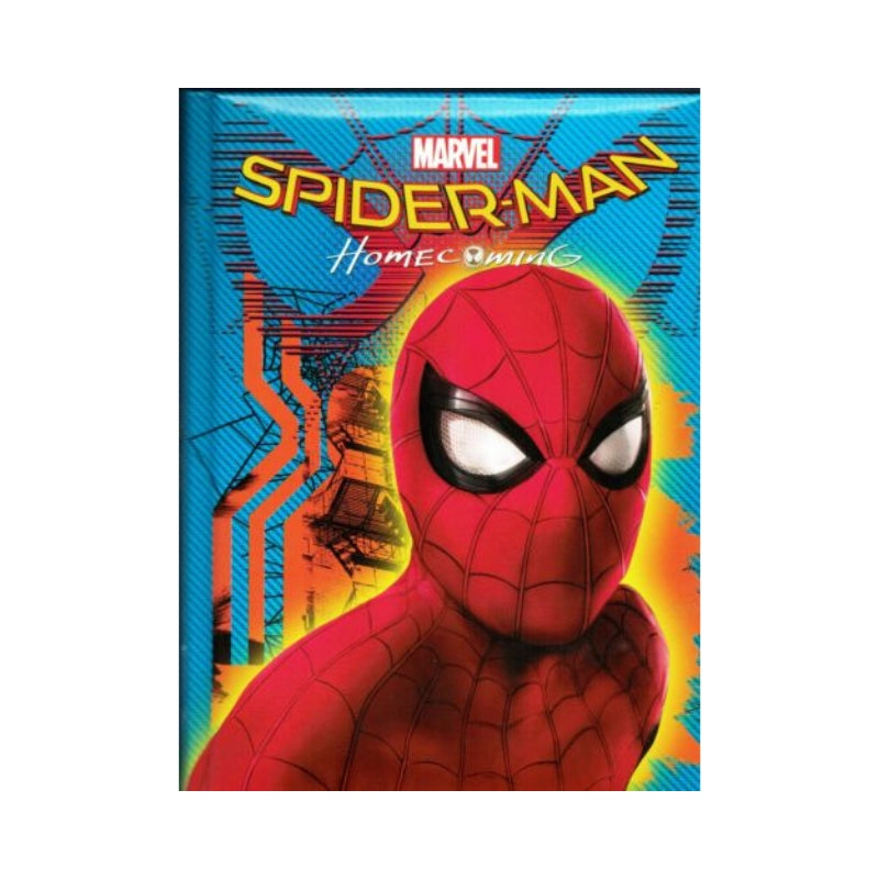 diario marvel spiderman
