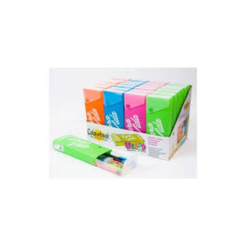 kit astuccio plastica colourbook