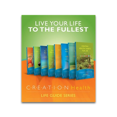 CREATION Health Life Guide Series (Bundle)