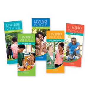 CREATION Health Living Whole Brochures (50)