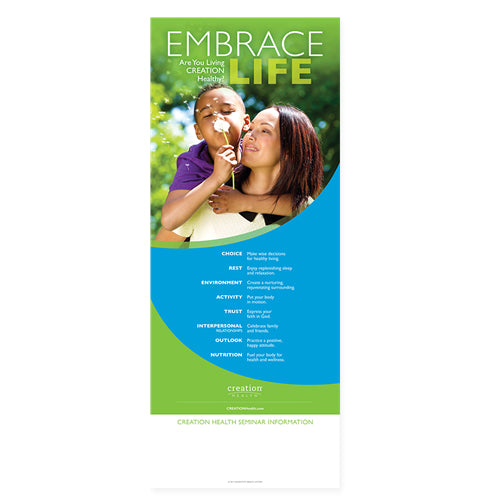 CREATION Health Posters - Embrace Life (5)