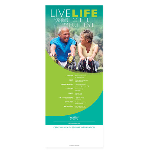 CREATION Health Posters - Live Life to the Fullest (5)