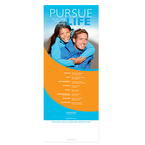 CREATION Health Posters - Pursue Life (5)