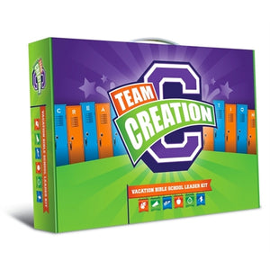 Team CREATION VBS Kit
