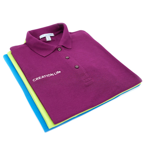 CREATION Life Polo Shirts