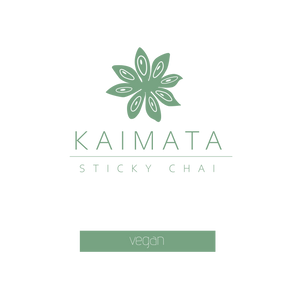 Kaimata Vegan Sticky Chai tea, 125gm 250gm 1kg