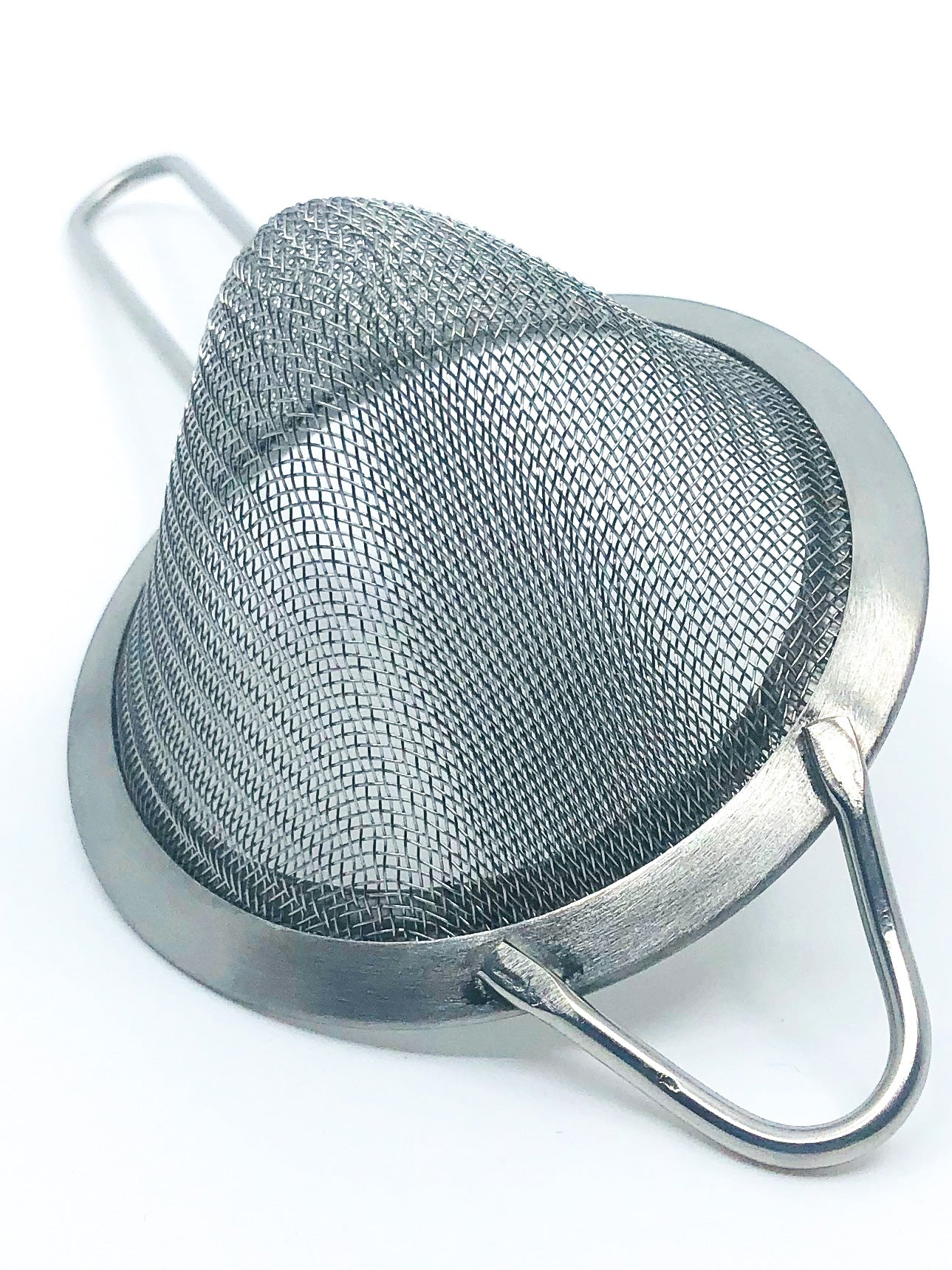 Sticky Chai stainless steel superfine conical mesh tea strainer