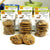 Gluten-Free Chocolate Chip Cookie (Half Case) - Dancing Deer Baking Company