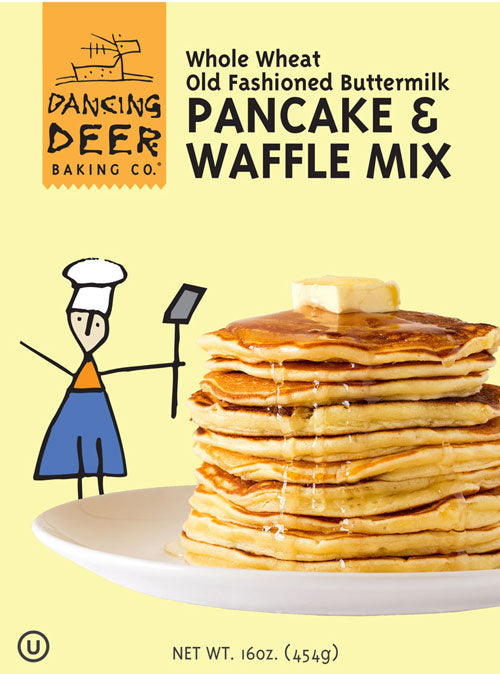 Old-Fashioned Buttermilk Pancake & Waffle Mix - Dancing Deer Baking Company