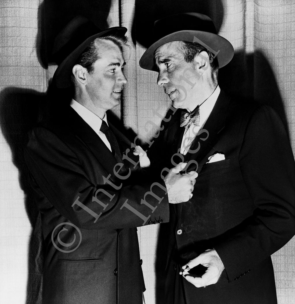 Humphrey Bogart and Alan Ladd effect 'Film Noir' pose (0009)