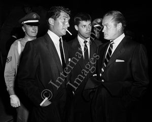 Dean Martin, Jerry Lewis and Bob Hope caught off guard (0011)