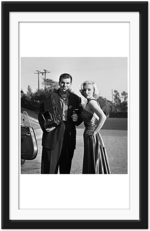 Marilyn Monroe and Frank Worth (0031)