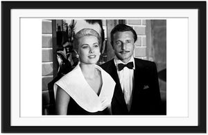 Grace Kelly and Oleg Cassini at a black tie event (0032)