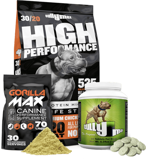 Food and supplement combo pack
