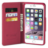 INFOLIO WALLET CREDIT CARD SLOT CASH CASE COVER STAND FOR APPLE iPHONE 7/8 PLUS