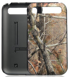 Camo Leaf Tree Real Woods Kickstand Case Hard Cover for BlackBerry Classic, Q20