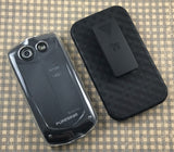 PUREGEAR CLEAR CASE COVER + BELT CLIP HOLSTER FOR KYOCERA BRIGADIER E6782