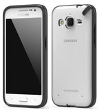 PUREGEAR SLIM SHELL CLEAR CASE COVER FOR SAMSUNG GALAXY CORE PRIME G360 S820L