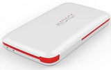 KiDiGi 3000mAh POWER BANK MICRO USB PORTABLE CHARGER + DOCK FOR CELL PHONE