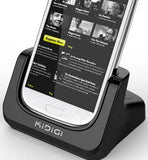 KiDiGi HDMI CHARGER CRADLE COVER-MATE AC WALL DOCK FOR SAMSUNG GALAXY-S 3 III