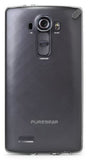 PUREGEAR CLEAR SLIM SHELL CASE HARD TRANSPARENT COVER FOR LG G4