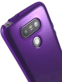 Tech21 PURPLE EVO CHECK ANTI-SHOCK CASE TPU COVER FOR LG G5