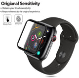 Full Size Tempered Glass Screen Protector for Apple Watch (Series 4, Size 40mm)