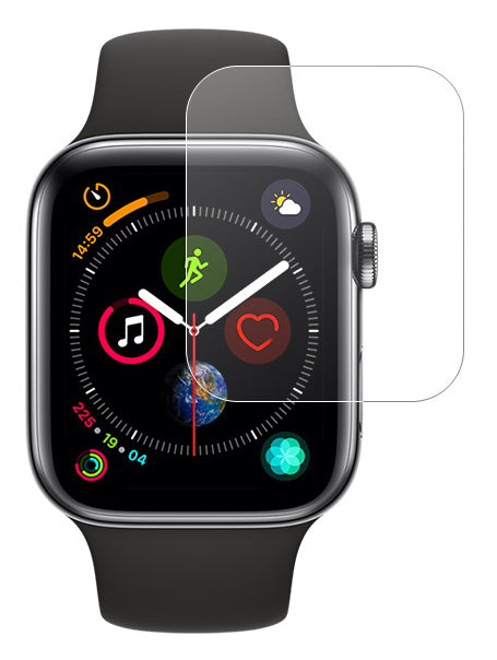 TEMPERED GLASS SCREEN PROTECTOR CRACK SAVER FOR APPLE WATCH (SERIES 4, 40mm)