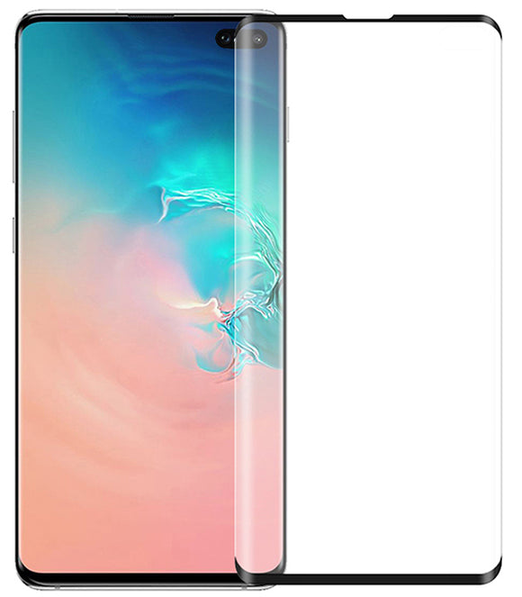 Full Size Hard Tempered Glass Curved Screen Protector for Samsung Galaxy S10 5G