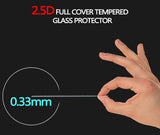 CLEAR HARD TEMPERED GLASS SCREEN PROTECTOR CRACK SAVER FOR APPLE iPHONE X 10