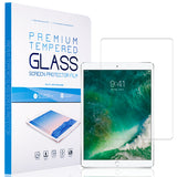 "TEMPERED GLASS 9H HARD SCREEN PROTECTOR SAVER FOR APPLE iPAD 2017 9.7"", AIR 2"