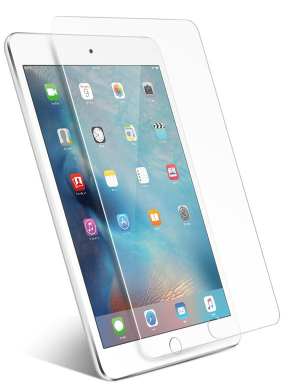 TEMPERED GLASS 9H HARD SCREEN PROTECTOR SAVER FOR APPLE iPAD 2017 9.7