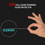 TEMPERED GLASS SCREEN PROTECTOR CRACK SAVER FOR LG STYLO-2 4G LS775 STYLUS-2