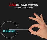 CLEAR HARD TEMPERED GLASS SCREEN PROTECTOR CRACK SAVER FOR MOTOROLA MOTO Z2 PLAY