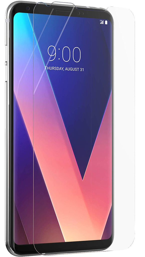 Tech21 Impact Shield Anti-Scratch Screen Protector for LG V30 ThinQ