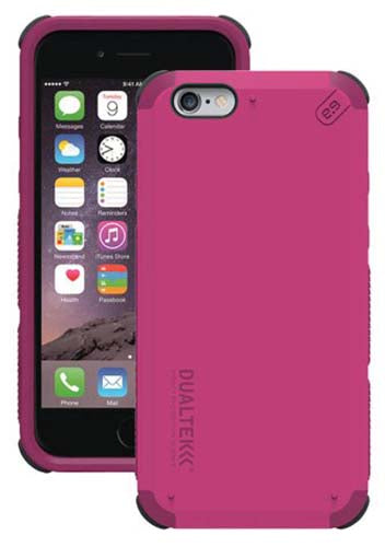 PUREGEAR MAGENTA PINK DUALTEK EXTREME RUGGED CASE FOR iPHONE 5 5s 5c SE (2016)