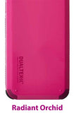PUREGEAR MAGENTA PINK DUALTEK EXTREME RUGGED CASE FOR APPLE iPHONE SE 5 5s 5c