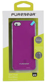 PUREGEAR SLIM SHELL CASE COVER + SCREEN PROTECTOR FOR iPHONE 5 5s SE (2016)