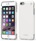 PUREGEAR WHITE DUALTEK PRO ANTI-SHOCK CASE COVER FOR APPLE iPHONE 6 6s