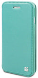 MINT TEAL INFOLIO WRIST STRAP LANYARD WALLET CREDIT CARD CASE FOR iPHONE 6 PLUS