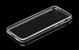 CRYSTAL CLEAR TRANSPARENT FLEX GEL TPU SKIN CASE COVER FOR APPLE iPHONE 7/8