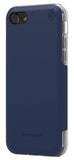 PureGear DualTek Pro Matte Navy Blue Case Cover for Apple iPhone SE 2020 / 7 / 8