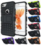 GRENADE GRIP RUGGED TPU SKIN HARD CASE COVER STAND FOR APPLE iPHONE 7/8