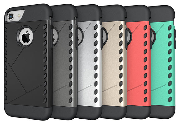 TOUGH SLIM ARMOR SHIELD TPU RUBBER CASE HARD COVER FOR APPLE iPHONE 7/8