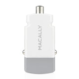 MACALLY ULTRA SMALL 1A USB CAR CHARGER ADAPTER FOR CELL PHONE iPHONE iPOD etc