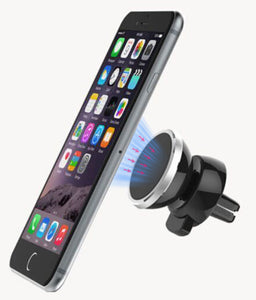 UNIVERSAL MAGNET CAR MOUNT AC VENT MAGNETIC HOLDER FOR CELL PHONE