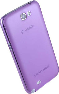 ULTRA SLIM PURPLE FROST PROTEX HARD CASE COVER FOR SAMSUNG GALAXY NOTE 2 II