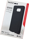Tech21 MATTE BLACK EVO TACTICAL ANTI-SHOCK CASE COVER FOR SAMSUNG GALAXY NOTE 5